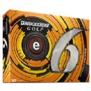 e6 2013 Golf Ball New